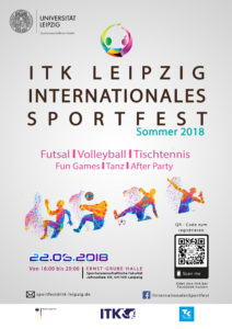 Read more about the article ITK Leipzig Internationales Sportfest 2018