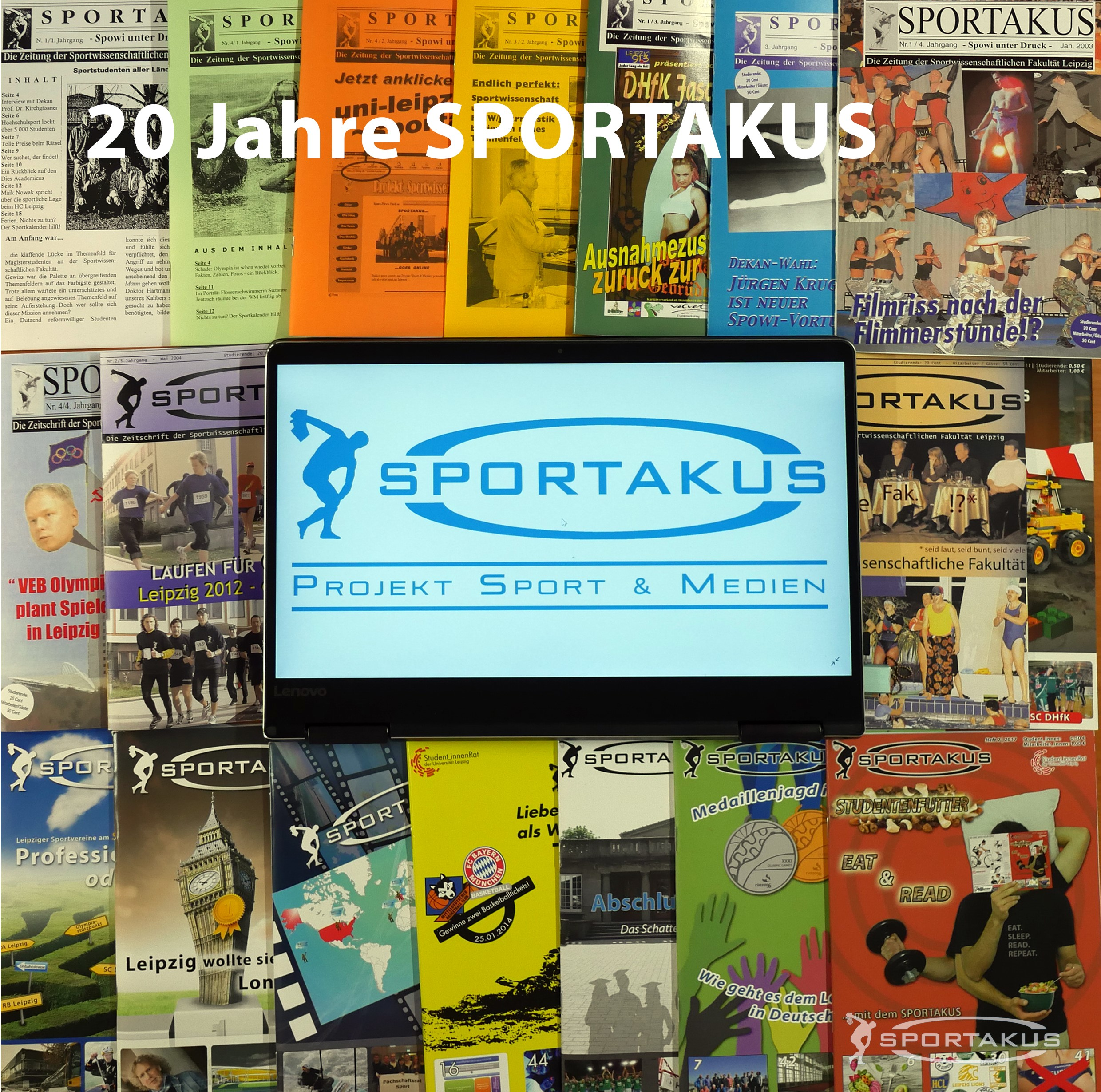 Read more about the article 20 Jahre SPORTAKUS