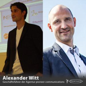 Read more about the article SPORTAKUS-Alumni vorgestellt – Heute: Alexander Witt