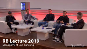 """Read more about the article """"Happy Wife happy life"""" – Ein Review der RB Lecture 2019"""
