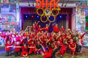 DHfK – Jubiläums-Fasching – Mehr als 60 Jahre Leistensport