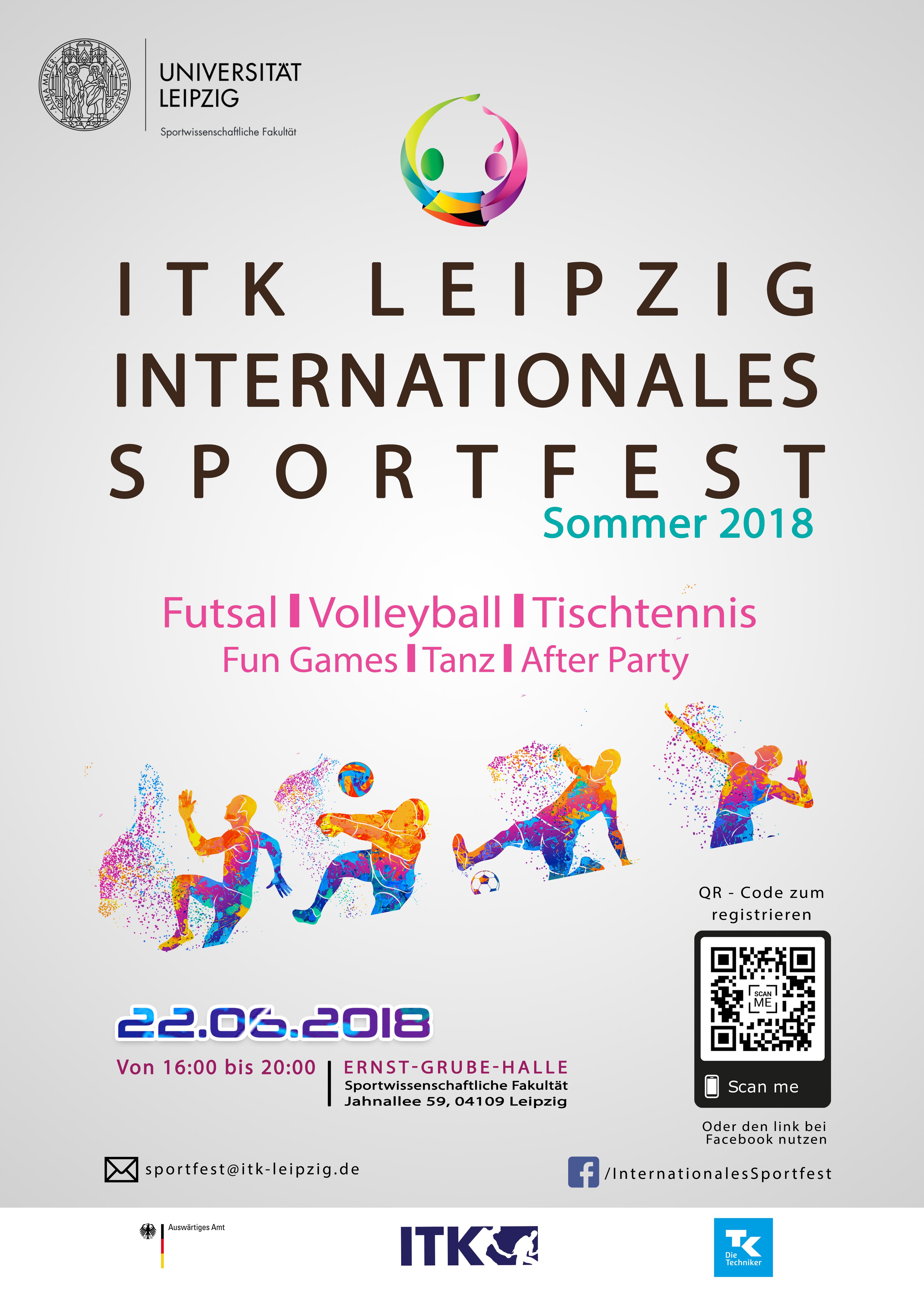 ITK Leipzig Internationales Sportfest 2018